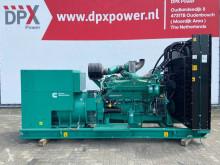Строительное оборудование Cummins C825D5A - 825 kVA Generator - DPX-18525-O электроагрегат новая