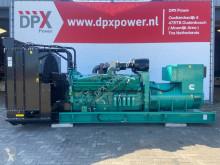 Cummins C1500D6 - 60Hz - 1930 kVA Generator construction new generator