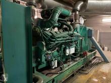 آلة لمواقع البناء Cummins 1280DFMB مجموعة مولدة للكهرباء مستعمل