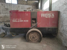 Mosa GE33-VSX construction used generator