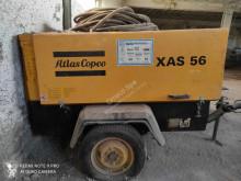 Строителна техника Atlas Copco XAS56 компресор втора употреба