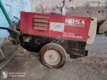 Mosa GE13000SXC construction used generator