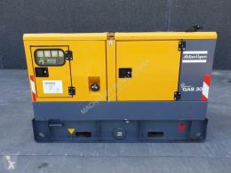 Entreprenørmaskiner motorgenerator Atlas Copco QAS 30