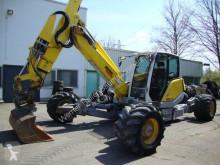 آلة لمواقع البناء Matériel Menzi Muck M 545 Schreitbagger