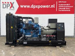 آلة لمواقع البناء مجموعة مولدة للكهرباء Atlas Copco DTA 880 - MTU - 880 kVA Generator - DPX-19419-2