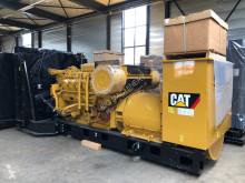Entreprenørmaskiner Caterpillar 3512B HD 1875kVA Generator Set motorgenerator ny