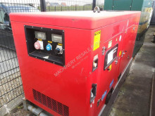 Genelec GRFW - 60 construction used generator