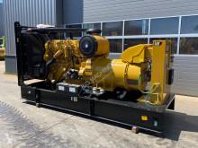 Material de obra Caterpillar C18 Generator set 700 KVA gerador novo