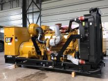 Material de obra Caterpillar C32 1100 KVA Generator set gerador novo