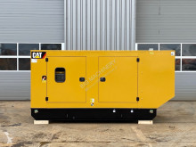 Material de obra Caterpillar Genset C9 250 kVA soundproof New gerador novo