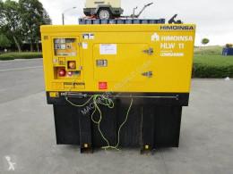 Строителна техника Himoinsa HLW 11 електрически агрегат втора употреба