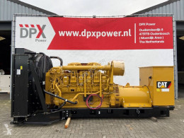 Caterpillar 3512B - 1.600 kVA (11kV) Generator construction new generator