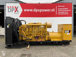 Caterpillar 3512B - 1.600 kVA Generator - DPX-18039 construction new generator