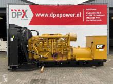 آلة لمواقع البناء Caterpillar 3512B LDE (600V) - 1.400 kVA Prime Generator مجموعة مولدة للكهرباء جديد