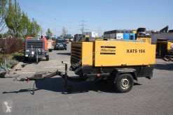 Atlas Copco XATS 156 construction used compressor