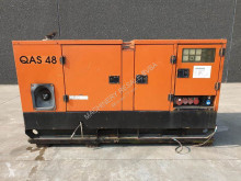 Material de obra Atlas Copco QAS 48 gerador usado