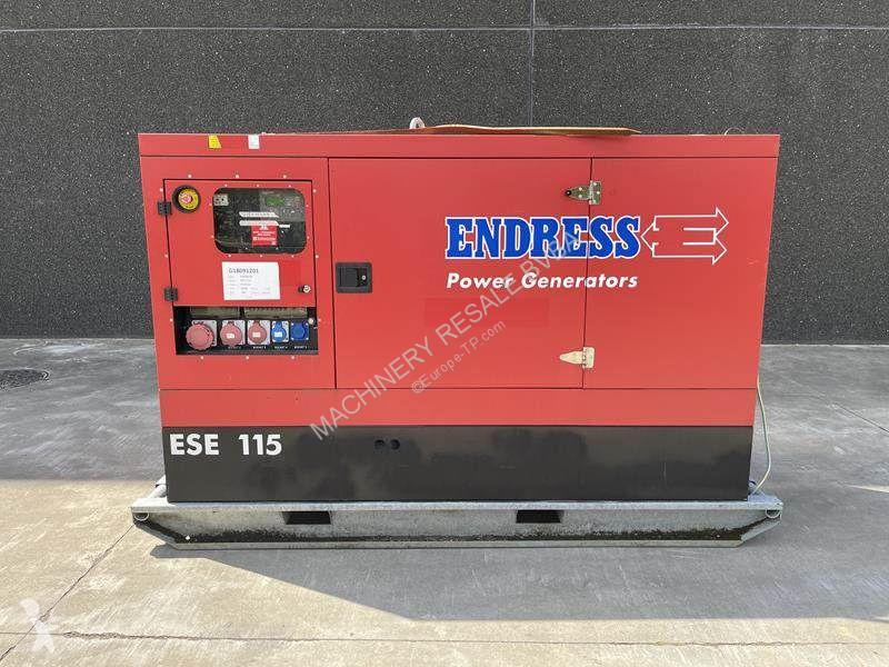 Vedeţi fotografiile Utilaj de şantier Endress ESE 115