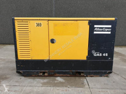 Atlas Copco QAS 45 construction used generator