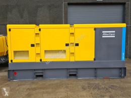 Строителна техника Atlas Copco QAS 500 електрически агрегат втора употреба