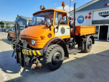 Mercedes rail construction machinery UNIMOG