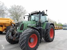 Tractor agrícola Fendt 716Vario usado