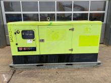 Pramac GSW80 80kVA Diesel Generator construction used generator