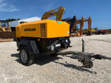 Doosan 7/41 construction used compressor