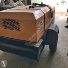 Építőipari munkagép Ingersoll rand P180WD használt kompresszor