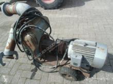 Entreprenørmaskiner Waterpomp 4 inch brugt