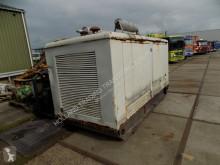 Entreprenørmaskiner motorgenerator Deutz aggregaat 160 kva