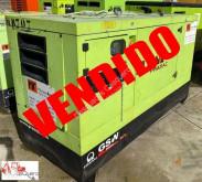 Stavební vybavení Pramac GSW 80 P elektrický agregát použitý