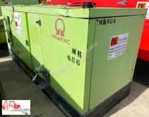 Material de obra Pramac GSW170 grupo electrógeno usado