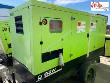 Stavebný stroj elektrický generátor Pramac GSW155