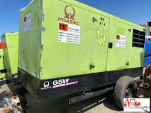 Pramac GSW 170 construction used generator