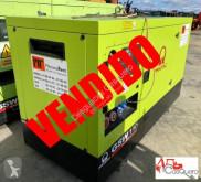 Pramac GSW110 construction used generator