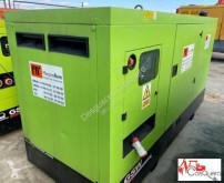 Entreprenørmaskiner Pramac GSW150 motorgenerator brugt