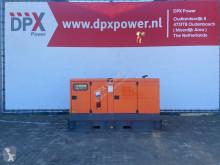 Material de obra Atlas Copco QAS 60 - Perkins - 65 kVA Generator - DPX-12401 grupo electrógeno usado