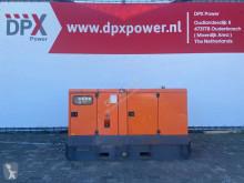 Material de obra grupo electrógeno Atlas Copco QAS60 - Perkins - 65 kVA Generator - DPX-12398