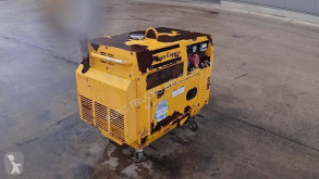 Entreprenørmaskiner motorgenerator Atlas Copco QAX12