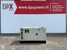 Material de obra Perkins 1103A-33G - 33 kVA Generator - DPX-15702 grupo electrógeno nuevo