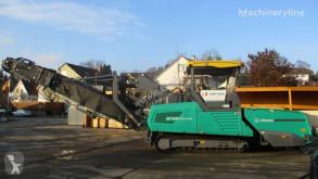 Obras de carretera Vögele MT 3000-2i Offset Beschicker Feeder pavimentadora usada