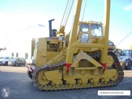 Material de obra Caterpillar 589 105 t Hubkraft 8x MIETE / RENTAL Pipelayer pipelayer usado