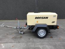 Material de obra Doosan 7 / 20 compresor usado