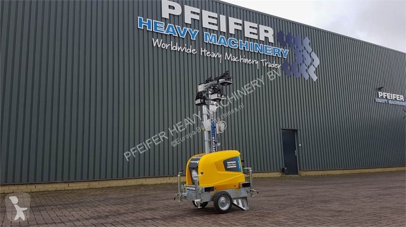 View images Atlas Copco Highlight E3+ New, Max Boom Height 7m, 10 Lux, Lig construction