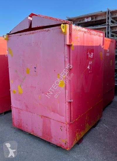 Vedeţi fotografiile Utilaj de şantier Secatol PORTE FUT 1 000 Litres - BAC PALETTE DE RÉTENTION - BPR1000