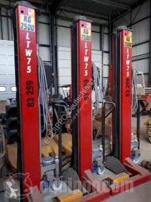 Utilaj de şantier Werther International 6 X Lifting Column LTW75 (Unused)