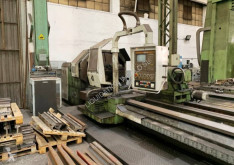 Matériel construction Geminis G3 lathe CNC 1.200x6.000 good condition