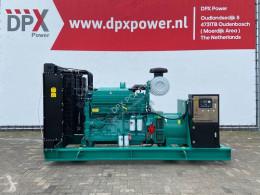 Stavebný stroj Cummins KTA19-G3 - 500 kVA Generator - DPX-18807 elektrický generátor nové