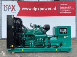 Groupe électrogène Cummins C700D5 - 700 kVA Generator - DPX-18523