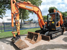 Doosan DX85R used track excavator